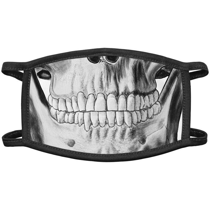 Skeleton Face Masks