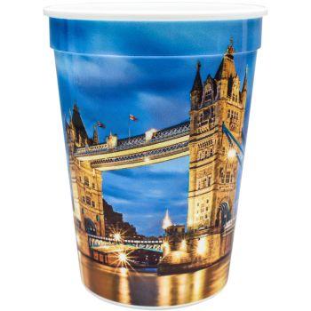 12oz Full Color Wrap Stadium Cups