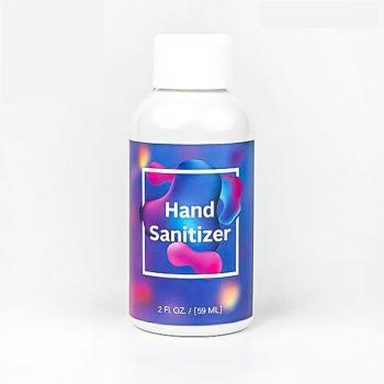 - Custom 2 Oz Premium Hand Sanitizers With Full Color Custom Label