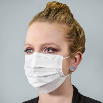 Personalized Cheap Face Masks - 4-Ply Disposable Face Masks