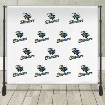 8ft x 8ft Step & Repeat Banner