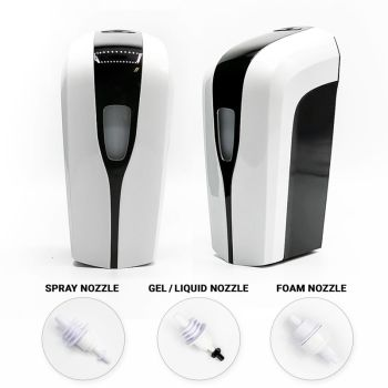 Automatic Hand Sanitizer Dispenser with 3 Nozzles
