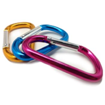 Discount Keychains Customized Printed - Custom Carabiners