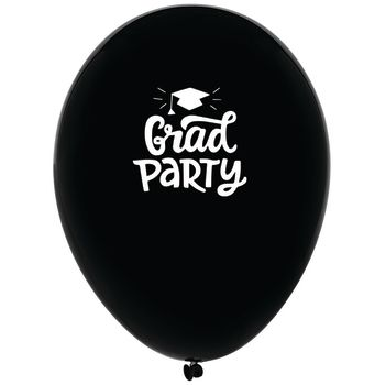 "Personalized Balloons - Custom Custom 10"" Latex Balloons"