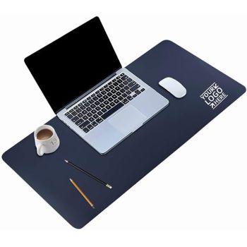 Custom PU Leather Desk Pad Desktop Mats