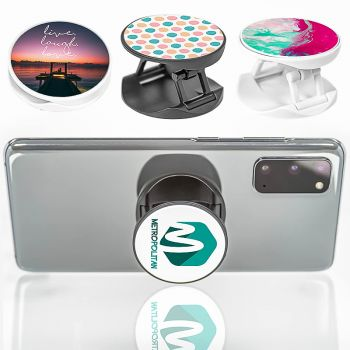 Full Color Pop Up Foldable Phone Holder - No Setup Fee