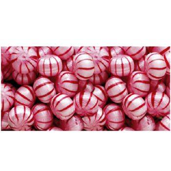 Hard Peppermint Balls In Stock Packaging