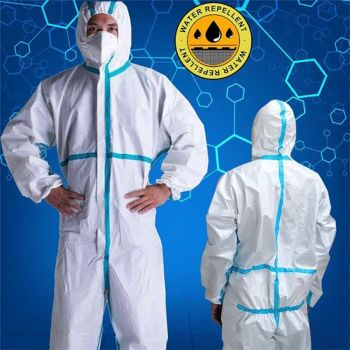 Heavyduty Medical Gown Isolation Suits