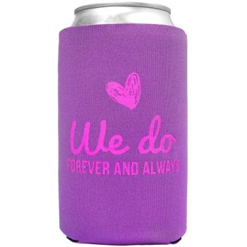 Custom Neoprene Collapsible Can Coolers