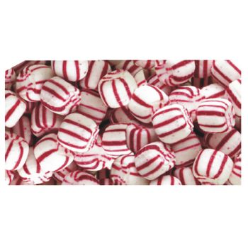 Soft Peppermints In Stock Packaging