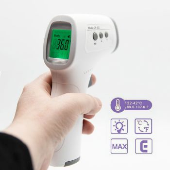 Touch Free No Contact Infrared Thermometers