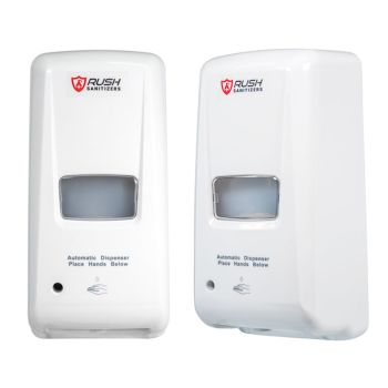 Customized Printed Hand Sanitizers - Wall Mounted Automatic Hand Sanitizer Dispenser