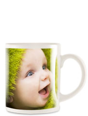 Custom Full Color Photo Mugs